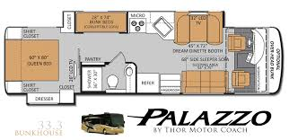 class a rv floor plans itasca motorhomes floor plans itasca impulse impulse silver