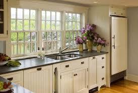 Kitchen Window Design Ideas Country Kitchen Windows Home Interior Inspiration