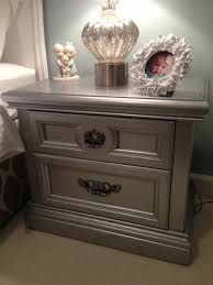 Silver Painted Furniture Bedroom Martha Stewart Metallic Paint At Home Depot Takes Old Furniture