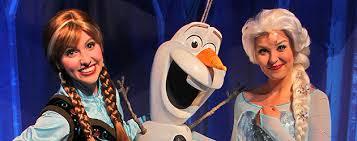 future frozen u2013 theme park entertainment stage show