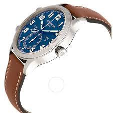 travel watch images Patek philippe calatrava pilot travel time blue dial automatic jpg