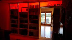 Red Ladder Bookcase by Dream Builders Brafford Llc Built In Bookcase