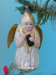 Glass Angels Christmas Decorations by 136 Best Antique Glass Ornaments Images On Pinterest Christmas