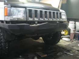 homemade jeep rear bumper awsome zj bumper plans