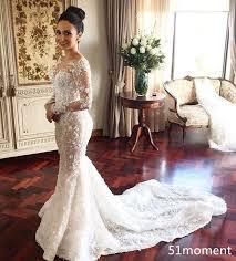 wedding dress mermaid best 25 sleeve mermaid dress ideas on lace