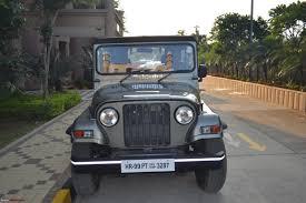 mahindra thar crde 4x4 ac modified the intrepid explorer iii rocky beige mahindra thar team bhp