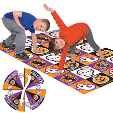 halloween party game bend u0026 twist twister by amscan 270014