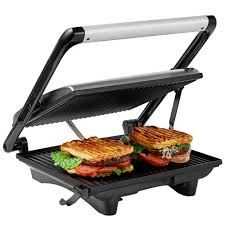 Toaster Sandwich Maker Aicok Panini Press Sandwich Maker Panini Maker With Nonstick