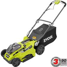 electric battery lawn mowers outdoor power equipment the