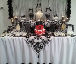 Black And White Candy Buffet Ideas by 261 Best Candy Buffet Images On Pinterest Desserts Candies And