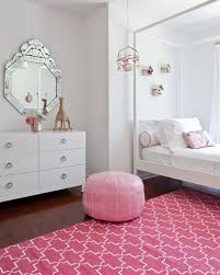 Pink Rug For Girls Room Colorful Girls Rooms Design U0026 Decorating Ideas 44 Pictures