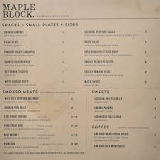 kevineats maple block meat co culver city ca