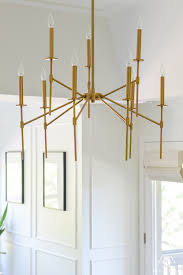 Chandelier In Master Bedroom One Room Challenge Week 5 Chandeliers Over Ceiling Fans Window