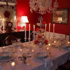 Christmas Lunch Table Decoration Ideas by 1039 Best Christmas Table Decorations Images On Pinterest