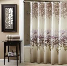 Bathroom Curtain Ideas For Shower Bathroom Mesmerizing Bathroom Shower Curtain Ideas Tricks In