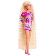 barbie 25th anniversary totally hair doll toys r us