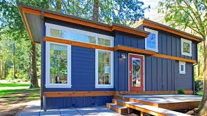 the salish luxe tiny house by wildwood cottages tiny house