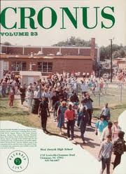 high school annuals online west forsyth high school cronus yearbook clemmons nc class