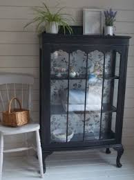 Vintage Display Cabinets Glass Curio Display Cabinet Hollywood Thing
