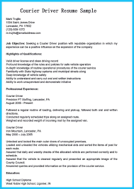 Resume Employment Goals Examples by Stunning Bus Driver Resume To Gain The Serious Bus Driver Job
