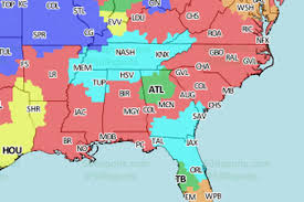 Map Of Jacksonville Florida by Jaguars Vs Titans Cbs Tv Coverage Map For Week 13 Big Cat Country