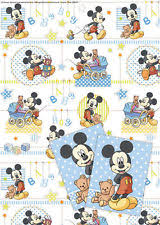 mickey mouse christmas wrapping paper disney wrapping paper ebay