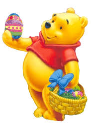 winnie the pooh easter eggs winnie the pooh easter animated gifs gifmania