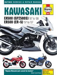 haynes manual kawasaki er5 100 images kawasaki motorcycle