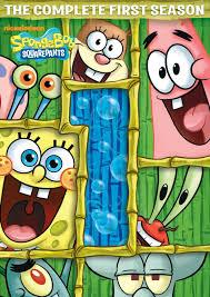 spongebuddy mania spongebob dvd and vhs