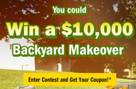 Backyard Makeover Sweepstakes by Cheestrings Win A Backyard Makeover Contest