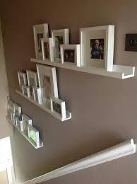 ribba picture ledge best 25 picture shelves ideas on pinterest picture ledge diy