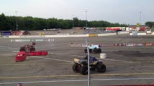 pa monster truck show monster jam in lake erie speedway in pa u2013 part 2 realistic