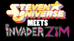 invader zim steven universe meets invader zim 1 youtube