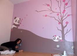 peinture mur chambre bebe charmant couleur de chambre fille et couleur chambre enfant