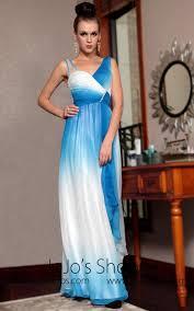 bridesmaid dresses blue and white list of wedding dresses