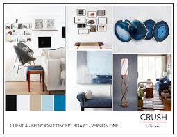 how does online interior design work crush interiors