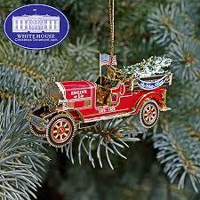 official 2016 white house herbert hoover ornament