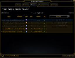 guild official neverwinter wiki