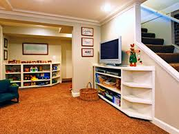 home decor amazing small finished basement home design