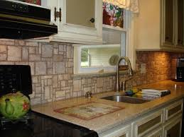 Home Depot Kitchen Backsplash Tiles Backsplash Rock Backsplash Faux Stone Tin Lowes Home Depot