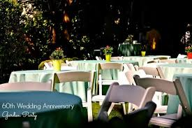 60th wedding anniversary ideas 60th wedding anniversary party ideas for a diamond