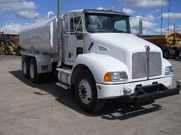 kenworth dump truck hazelton heitkamp equipment llc 2006 kenworth t300 water truck