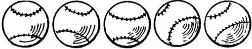 cute vintage baseball border image the graphics fairy