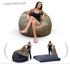 Bean Bed Best 25 Bean Bag Bed Ideas On Pinterest Sleeping Couch Bean