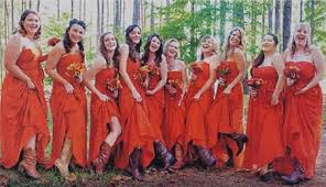 bridesmaid dresses with cowboy boots deanna pappas bridesmaids bridesmaid cowboy boots deanna