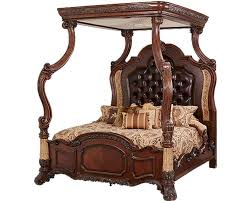 Hollywood Swank Bedroom Furniture Decorating 4 Pc After Eight Creamy Pearl Bedroom Set By Michael