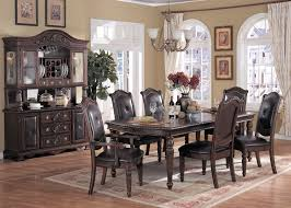 Solid Wood Formal Dining Room Sets Dining Room Table Sets Leather Chairs Best 25 Granite Ideas On