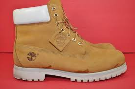 womens timberland boots size 12 mens scrub 6 inch boots wheat white used size us 12 ebay