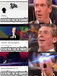 Eminem Rap God Meme - dopl3r com memes porta justo en el kokoro eminem rap god