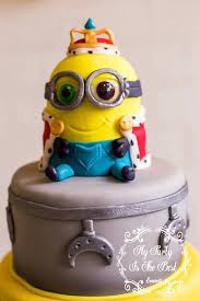 Minion Cake Decorations Kara U0027s Party Ideas Minions Birthday Party Kara U0027s Party Ideas